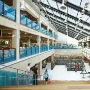 Library Concept Center DOK Delft sustainably renovated thanks to user input