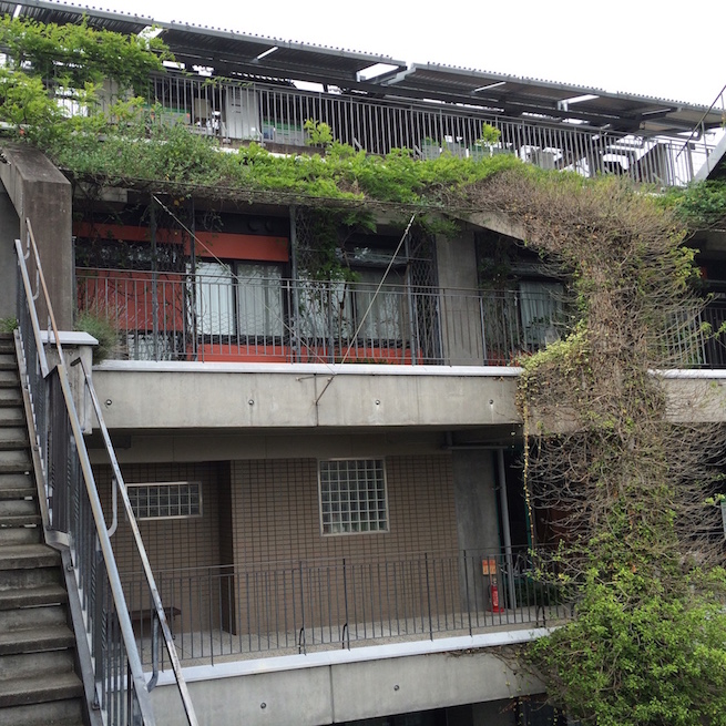 NEXT21 Japan, energetic example of 21 years of sustainable city living in practice